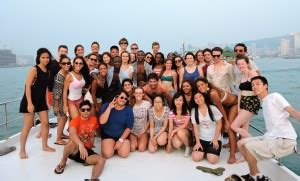 party boat kent year abroad reflections kent students