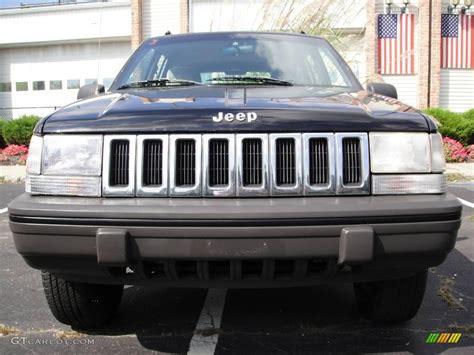 1995 black jeep grand laredo 4x4 18234108 photo 2 gtcarlot car color galleries