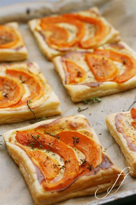 feta and pumpkin pastries recipe dishmaps