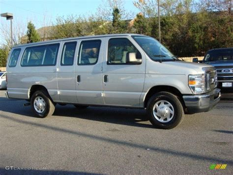 ford econoline 1992 2010 e150 e250 e350 workshop service repair manual service repairs ingot silver metallic 2010 ford e series van e350 xlt passenger extended exterior photo