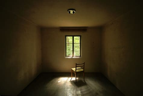 Time Life Chair A Chair In An Empty Room By Ondrejzapletal On Deviantart
