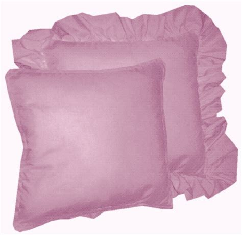 Plum Colored Throw Pillows by Solid Powder Plum Colored Accent Pillow With Removable