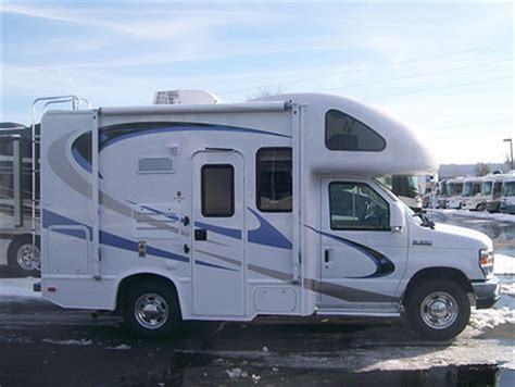 Quick Look: 2010 Four Winds 19G Class C RV ? Small RV Life