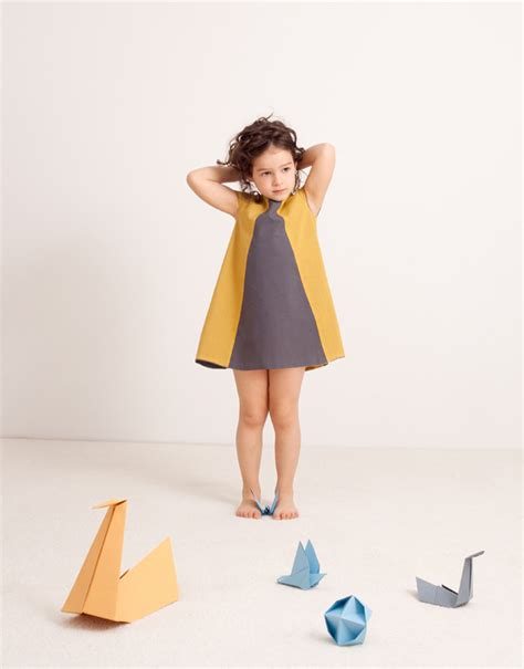 Origami For Clothes - new origami clothes by bumoon petit small