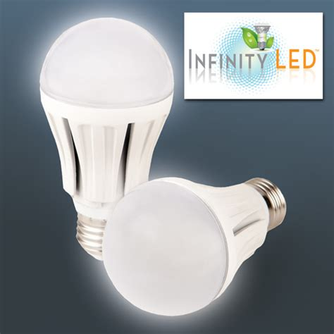 Infinity Led Light Bulb Infinity Led 75 Led Cool Light Bulbs 2 Pack Ebay