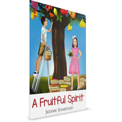 A Fruitful Spirit by A Fruitful Spirit Suzanne Stamboulieh Paperback
