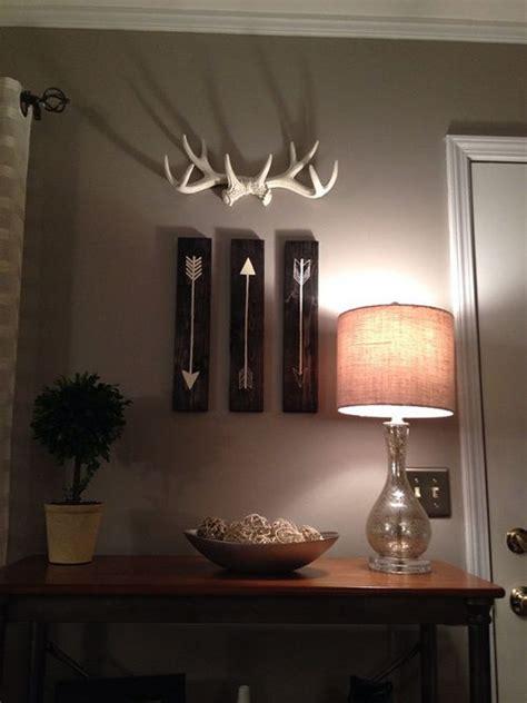 cool  trendy antler decorations homemydesign