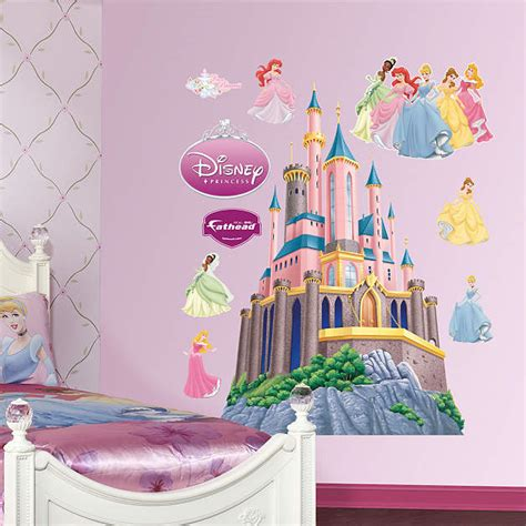 1 877 328 8877 Disney Princess Wall Decals For Rooms