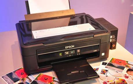 Printer Epson L210 Di Batam 4 seri printer epson terbaru dengan teknologi sistem infus