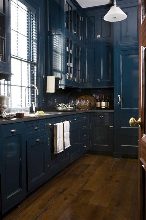 Shaker Style Kitchen Ideas by Coup De Coeur Cuisines Bleu Fonc 233 Soft Amp Chic