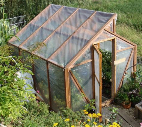 how to make a green house the diyers photos how to build a greenhouse and a swingseat