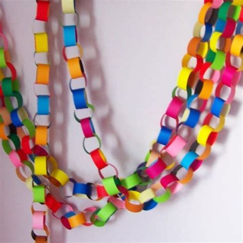 Make Paper Chains - 25 best images about theme on western