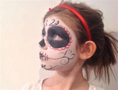 imagenes de maquillaje halloween para niños maquillaje de halloween para ni 241 os
