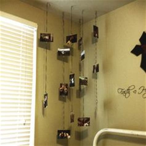 how to put photos on wall without a and simple way to hang photos without frames or