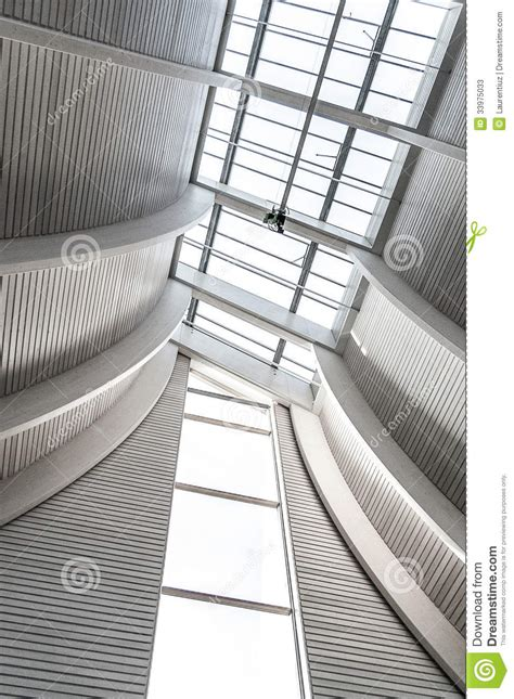 well known architects the utzon centre aalborg denmark stock photos image