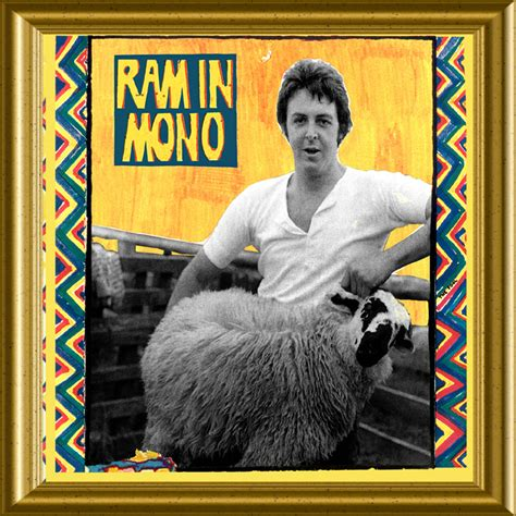 ram paul mccartney album paul mccartney audiophile cd ram mono