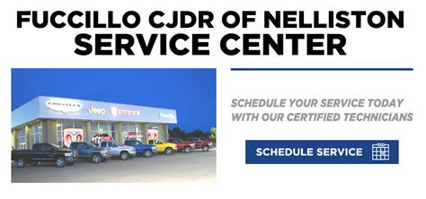Nearest Jeep Service Center Fuccillo Chrysler Jeep Dodge Ram Of Nelliston New