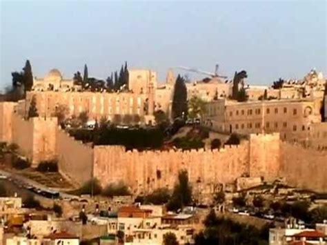 jerusaln la biografa jerusalen historia de israel f menchen youtube