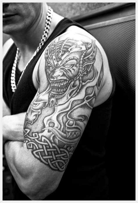 arm tattoo experience tribal tattoo designs 2013 001 life n fashion