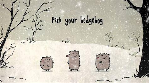 make your own singing card singing hedgehogs from birdbox studio