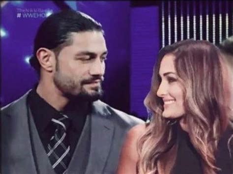 nikki bella and roman reign roman reigns and nikki bella roman nikki nikki bella