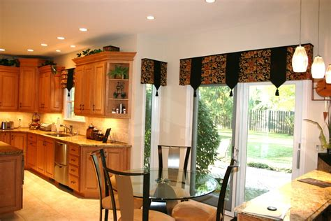 Custom Kitchen Curtains Large Size Of Curtains Modern Kitchen Window Decorating Treatment Ideas From Valances