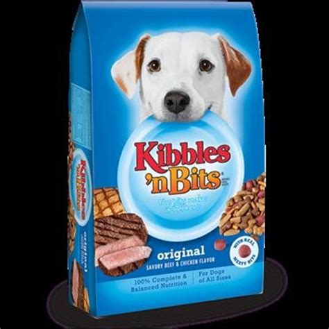 kibbles and bits puppy food kibbles n bits food small breed savory beef chicken flavor mini bits 3 5 lb