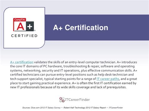 entry level help desk salary entry level help desk salary it certifications in demand