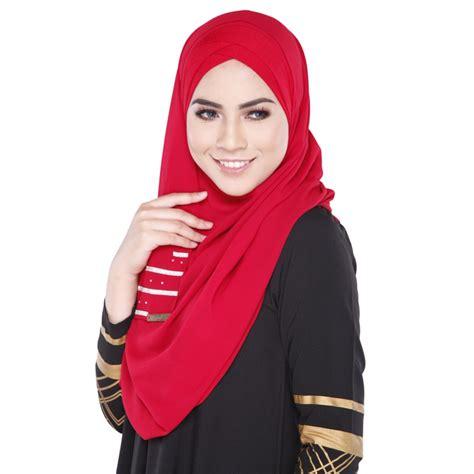 pashmina instan amira tassel new amira islamic chiffon maxi scarf muslim