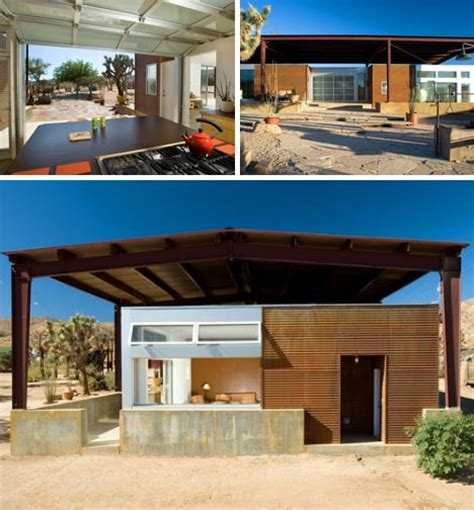 modern desert home design stylish and sustainable 8 modern eco friendly homes
