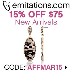 New Arrivals From Emitations emitations new coupons