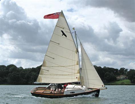 small boat kite yard news november 2012 classic boat magazine