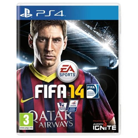 Ps4 Fifa 14 fifa 14 ps4 test game2gether