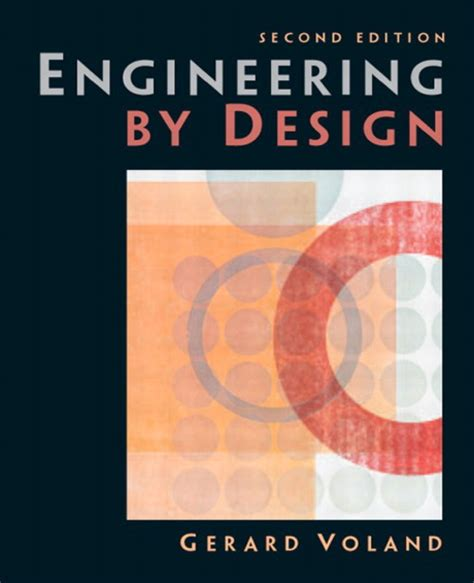 online design and engineering engineering by design 2nd voland buy online at pearson