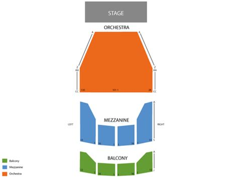 tulsa pac seating capacity viptix chapman tulsa performing arts