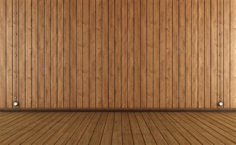 hardwood floor panels glam up your interiors with rustic wood paneling for the walls