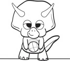 animal printable cute baby dinosaurs coloring pages coloring tone