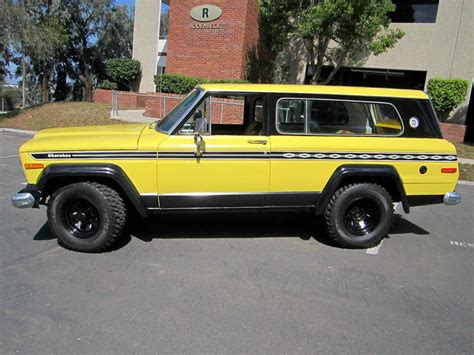 jeep chief for sale 1977 jeep cherokee chief for sale classiccars com cc