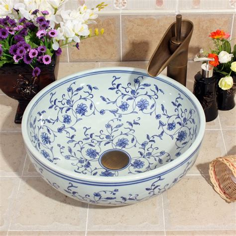 painted vessel sinks 18 vessel sinks to beautify your bathroom