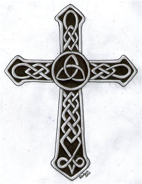 celtic cross tattoo pictures celtic cross faith heritage