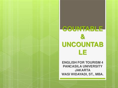 Plural Mba Mbas by Countable Uncountable Plurals