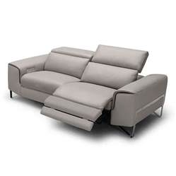 Contemporary Reclining Sofas Contemporary Leather Recliner Sofa Endearing Sofa Recliners With Grey Leather Reclining Sets