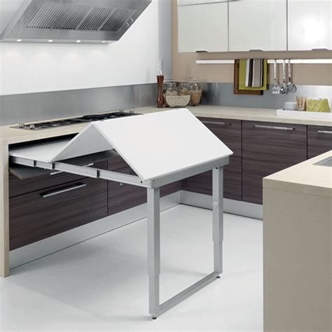 pull out table buy party pull out drawer table 600mm online in india