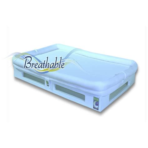 Mattress For Mini Crib Mini Safesleep Breathable Crib Mattress White Walmart Com