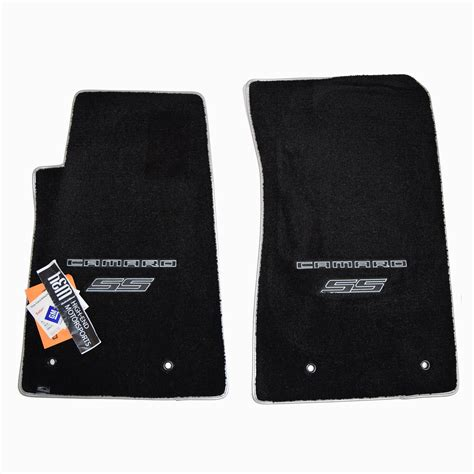 Chevy Camaro Floor Mats by Chevrolet Camaro Ss Floor Mats Set