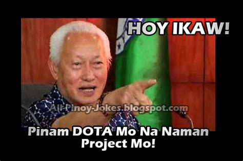 Pinoy Memes - funny mayor lim meme funny pinoy jokes atbp