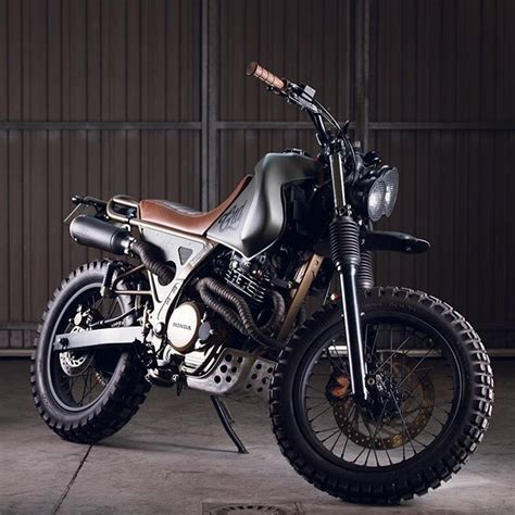 Honda Nx650 by 17 Best Images About Honda Nx 650 Dominator Custom On