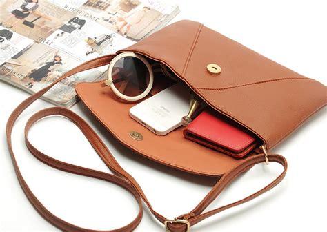 Tas Selempang Pria Pu Leather Vintage Kasual Import Terbaru tas selempang wanita casual leather messenger handbag black jakartanotebook