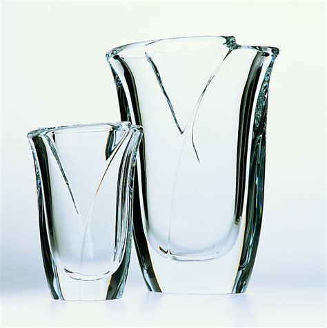 vasi cristallo vaso cristallo cm 29 cristal sevres il pi 249 vasto