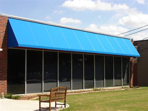 Commercial Awning Fabric by Commercial Fabric Awnings For Your Business Atlanta